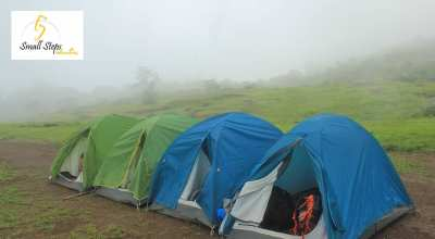 Night Trek And Camping At Kalavantin