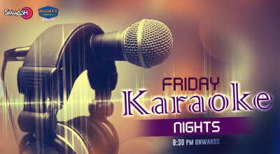 Karaoke Night at Smaaash!