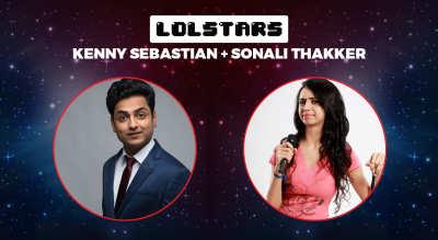 LOLStars ft. Kenny Sebastian & Sonali Thakker, Surat