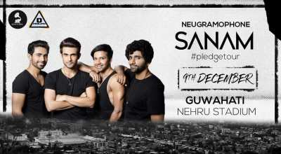 Neu Gramaphone LIVE In Concert - SANAM, Guwahati