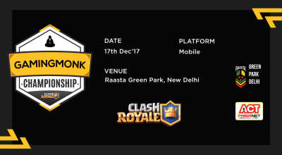 Clash Royale Tournament, Delhi