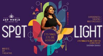 2 To Tango, 3 To Jive
