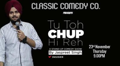 Classic Comedy Nights Ft. Jaspreet Singh