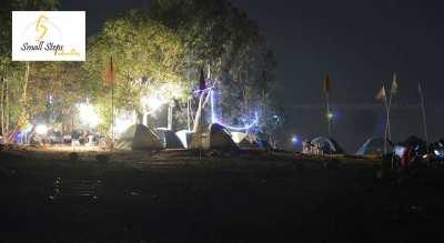 New Year Camping at Pawana Lake