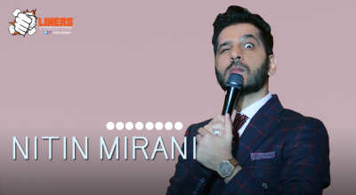 Punchliners: Standup Comedy Show ft. Nitin Mirani in Chandigarh