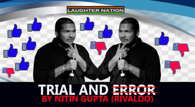 Trial and Error by Nitin Gupta (Rivaldo)