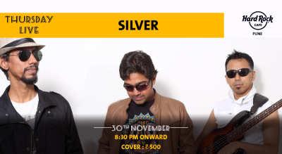 Silver - Thursday Live!