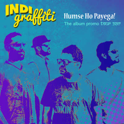 Hindi Rock Lovers Are In For a Treat: Indi Graffiti Go On Tour!