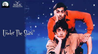 Magic Moments Under The Stars: Screening of Andaz Apna Apna