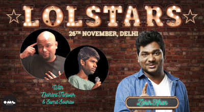 LOLStars ft. Zakir Khan, Nishant Tanwar, Sumit Sourav