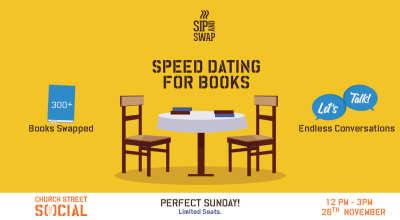Sip & Swap : Let's Talk!