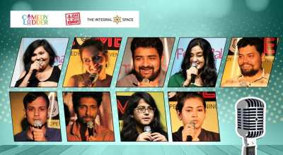 911 Comedy with Host: Aayushi Jagad