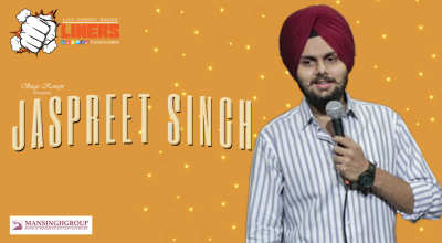PunchLiners: Standup Comedy Show ft. Jaspreet Singh