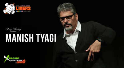 PunchLiners: Standup Comedy Show ft. Manish Tyagi in Chandigarh