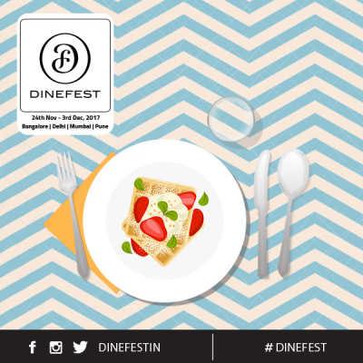 DineFest: 24th November – 3rd December, 2017