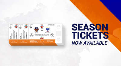 ISL: FC Goa Season Tickets 2017-18