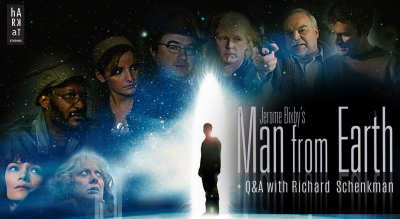 Man from Earth - Screening & QnA w/ Director