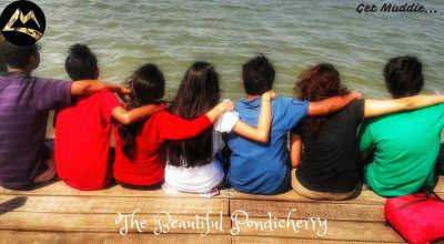 The Beautiful Pondicherry