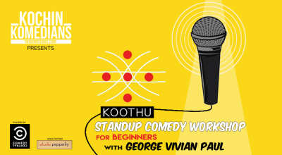 Standup Comedy Workshop for Beginers