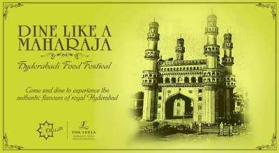 Dine Like a Maharaja – Hyderabadi Food Festival