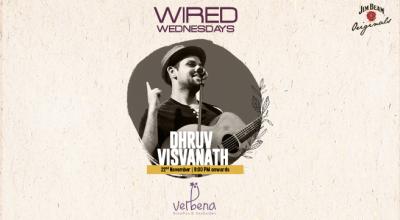 Wired Wednesdays with Dhruv Viswanath