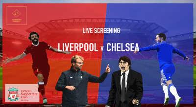 Liverpool v Chelsea Screening, Mumbai