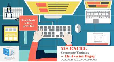 MS Excel | Corporate Training