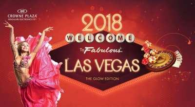 Las Vegas 2018 - The Glow Edition