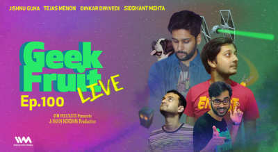 Geek Fruit Live at The Cuckoo Club