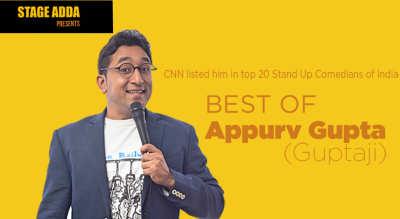 Stage Adda presents -Best of Appurv Gupta (A stand up comedy special by Guptaji)