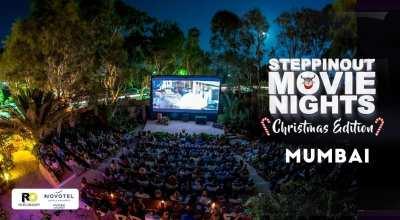 SteppinOut Movie Nights - Christmas Edition, Mumbai