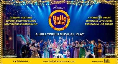 Balle Balle - A Bollywood Musical Play