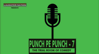Punch Pe Punch 7 - The Trial Room of Comedy