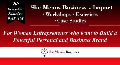 She Means Business Impact
