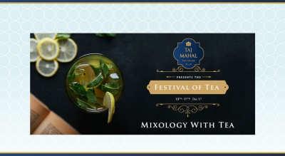 Mixology With Tea