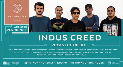 Indus Creed - Rocks the Opera