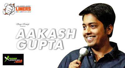Punchliners: Standup Comedy Show ft. Aakash Gupta in Chandigarh