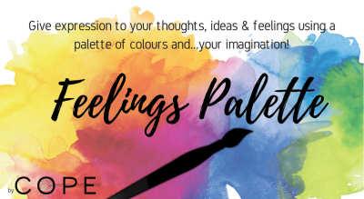 Feelings Palette - Workshop on self-love & healing