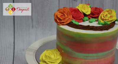 Advance Cake Decoration