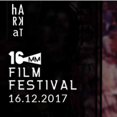 Join in the Harkat 16mm Film Festival!