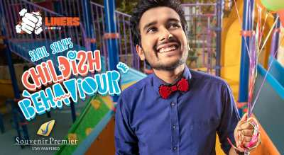 PunchLiners: Standup Comedy Show ft. Sahil Shah in Jaipur