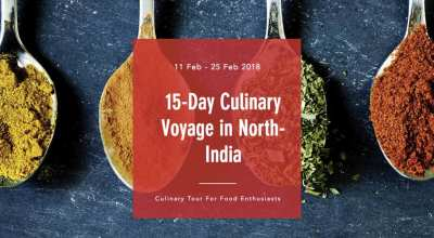 15 - Day Culinary Voyage in North-India