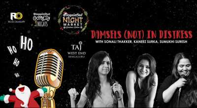 Stand Up Comedy with Sumukhi, Kaneez & Sonali