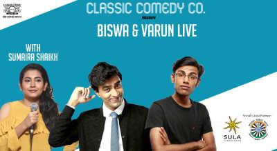 At Nasik : Biswa & Varun LIVE