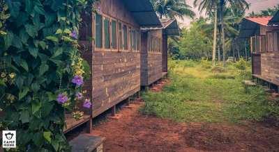 Dial Down: New Year Camping at Hunsur
