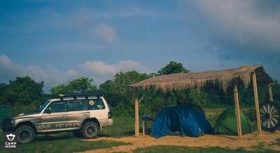 Dial Down: New Year Camping at Sakleshpur