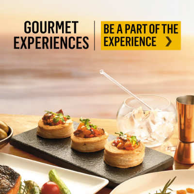 Gourmet Experiences: An Experience Like No Other