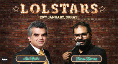 LOLStars ft Atul Khatri & Kunal Kamra