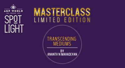 Transcending Mediums (with Ananth N Mahadevan)
