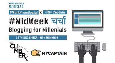 Blogging for Millennials #MidWeekCharcha